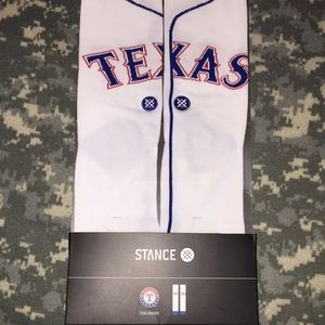Stance Texas Rangers socks